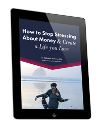How to Stop Stressing About Money & Create a Life You Love cover